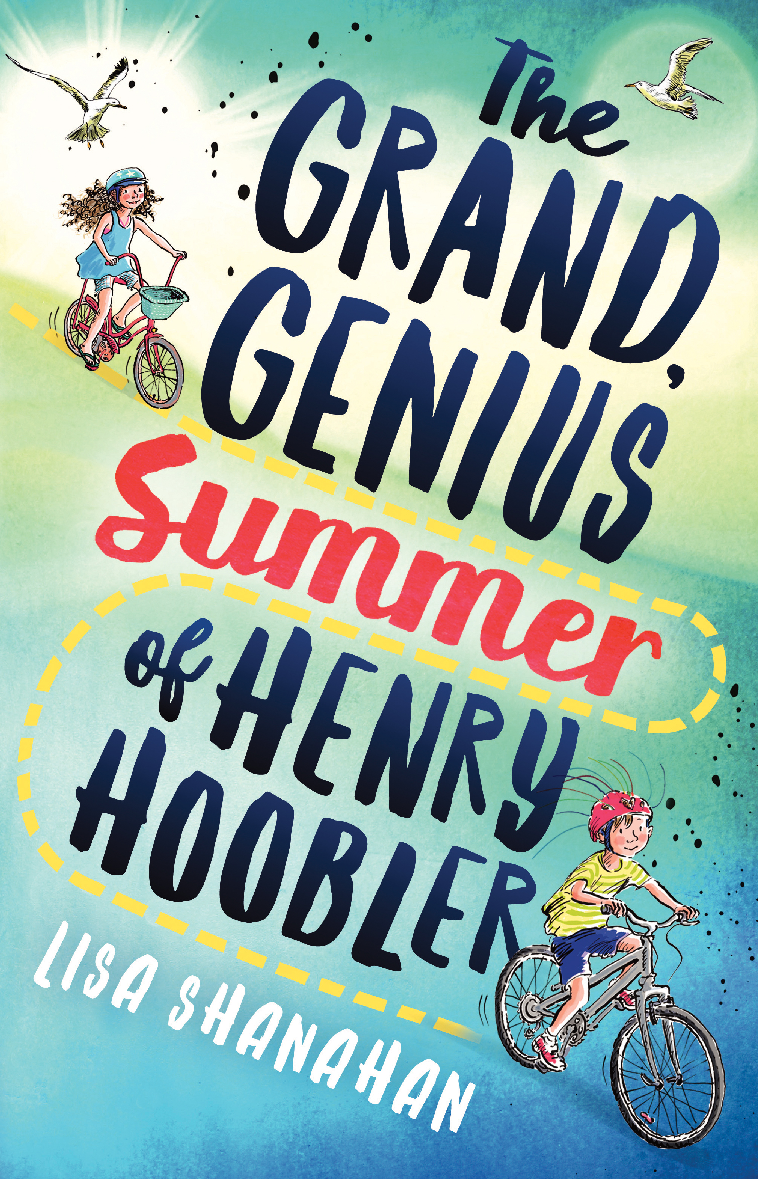 The Grand, Genius Summer of Henry Hoobler cover