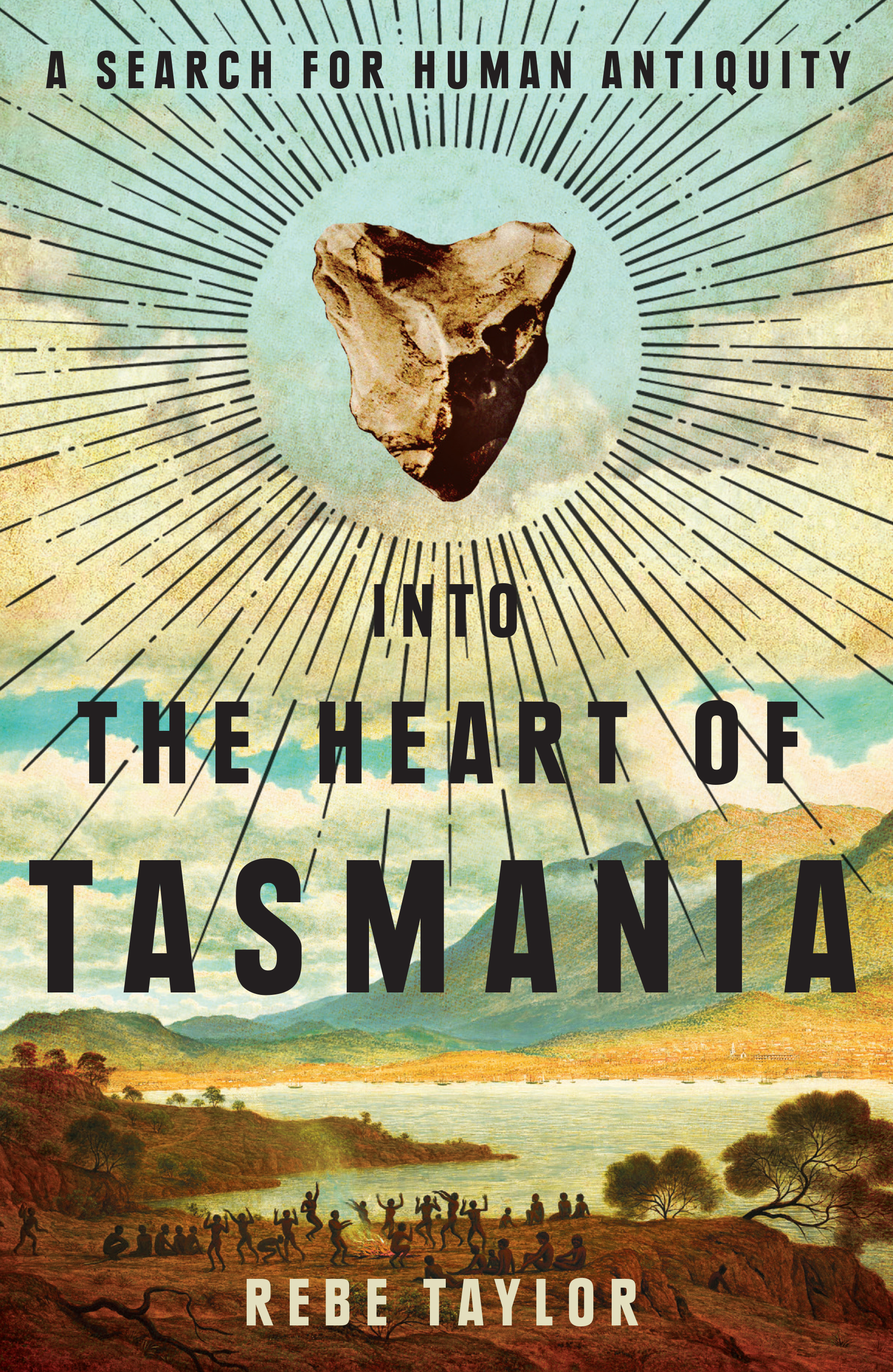 Into the Heart of Tasmania cover