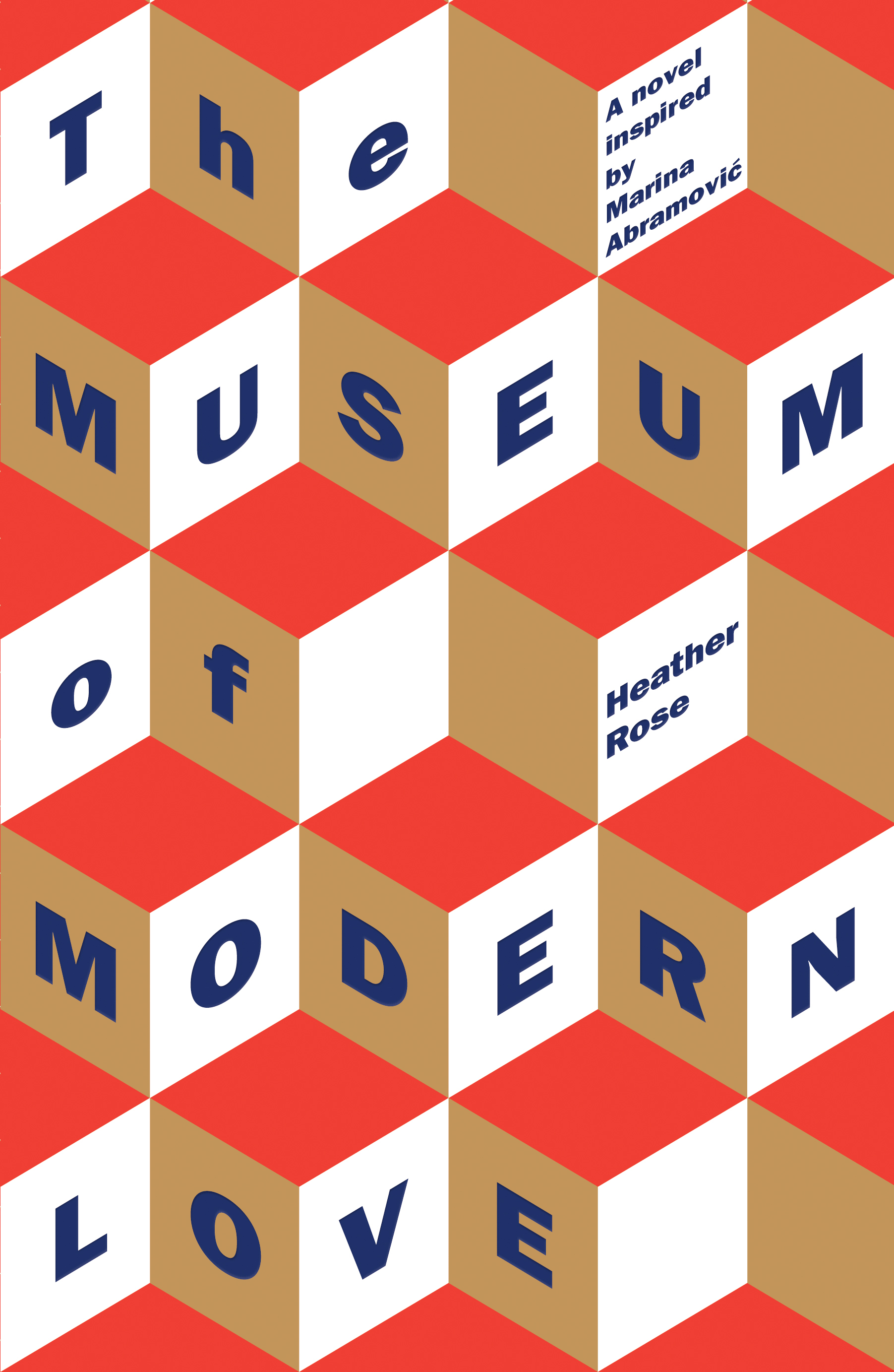 The Museum of Modern Love cover